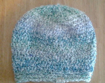 Glacial Ice Women's Winter Slouchy Hat