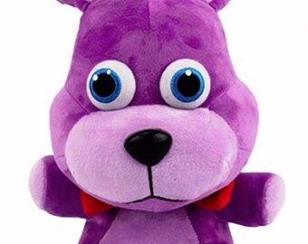 "Five Nights at Freddy's BONNIE 10"" Tall PLUSH TOY"