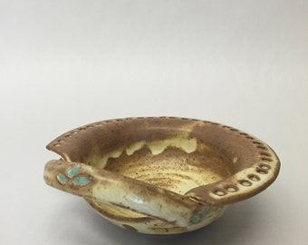 Ceramic jewelry dish
