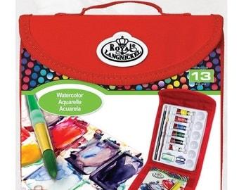 Keep n Carry Watercolor Paint Art Kit