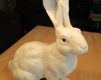 Tailored tiles white rabbit