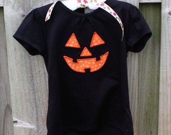 Jack-O-Lantern Infant Onsie/Toddler Tshirt