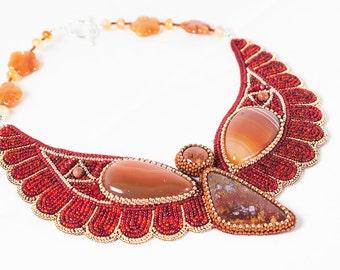 Firebird - Necklace