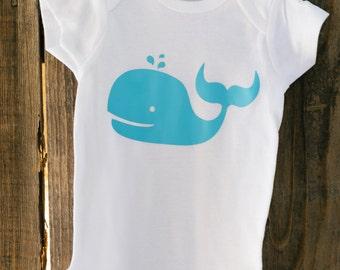 Baby Whale Onesie