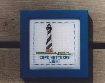 Cape Hatteras Light Counted Cross Stitch Kit