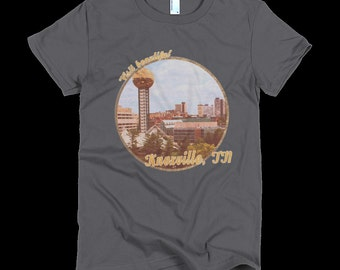 Visit Beautiful Knoxville Tee - Womens
