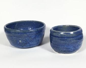 Blue Bowls Set
