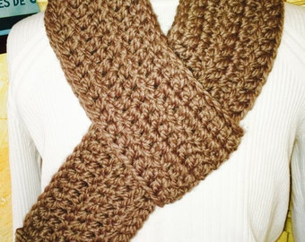 "Handmade scarf-""Rocky Mountain High."""