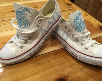 Customized Converse and Shoes