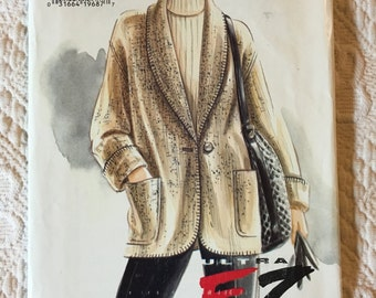 Vogue Sewing Pattern 9057