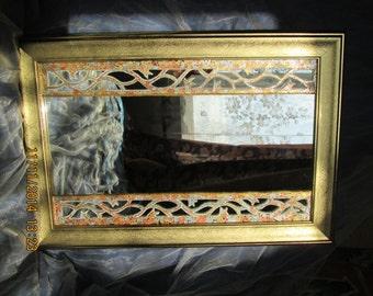 "Exclusive Handmade Potal Mirror ""Elvepath"""