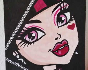 Draculaura Monster high no. 1