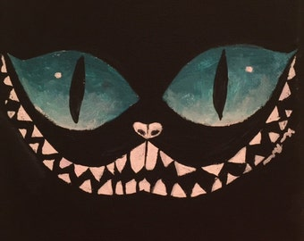 Cheshire Cat- Alice in wonderland