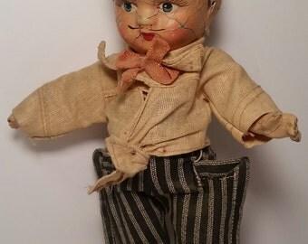 Antique Composite Doll