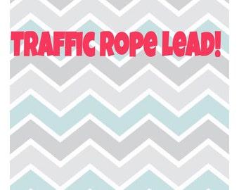 Dog traffic lead!!