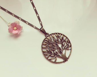 Long chain with large tree, tree, freedom, rooted