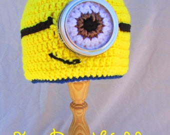 Mighty  Minion Hat