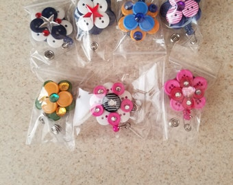 Badge Reels with a little be dazzle!!!