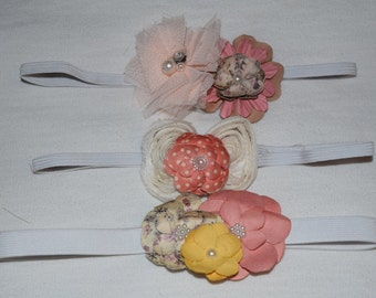 Set of Childrens Headbands
