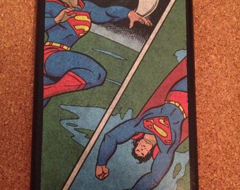 Superman light switch cover