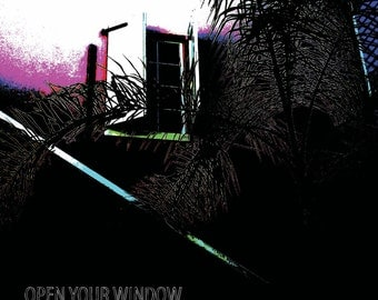 Open Your Window Let the Light In