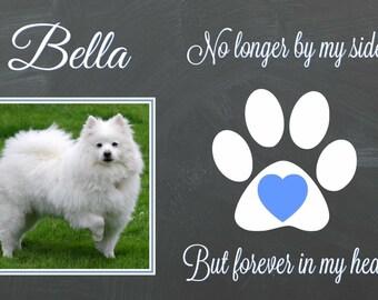 Pet Memorial Prints