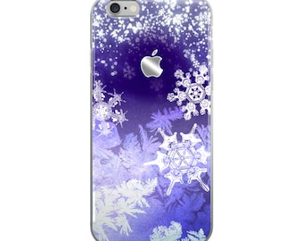 Snow iPhone Case
