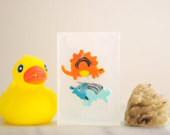 Dinosaur Eraser Soap Bar, Back to School Gifts