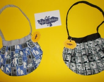 Pleated Star Wars Bag