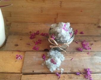 Lavender Coconut Scrub