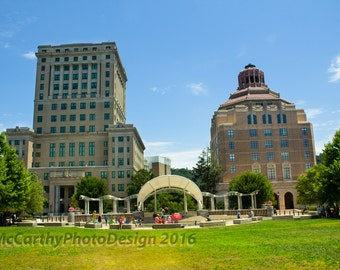 City and county buildings, Asheville NC