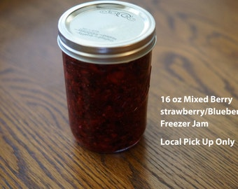 Freezer Jam - Local Pickup Only