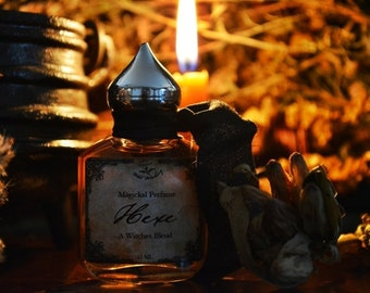 Hexe Perfume~ A Witches Potion