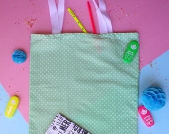 Kids Sewing Kit, Kids Craft Kit, DIY Kit, Easy Sewing Project, Sewing for Beginners, DIY Gift, Tote Bag Sewing Kit, Tote Bag Kit