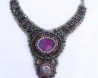 Czech Crystals Necklace