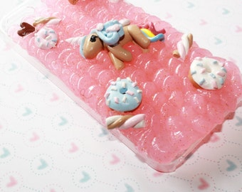 Pink Unicorn Case