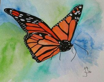 Memorial Butterfly (Mini Version)