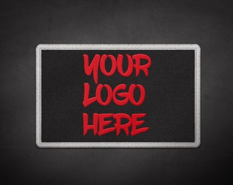 Personalize embroidery patch Custom Patches Iron on patch Sew on patch