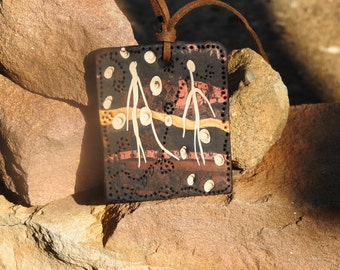 Spirit People Necklace