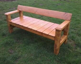 Garden Benches 3 seater