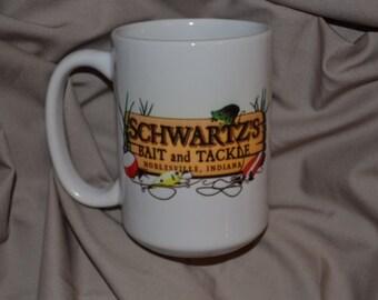 Customized Full Color Coffee Mug
