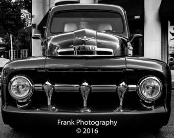 Classic Ford Truck (817B9291)