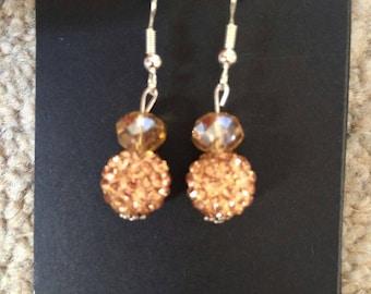 Handmade Shambala Earrings