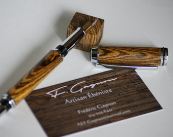 Baron feather pen custom