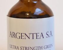 Ultra Strength Green Black Walnut Hull Tincture 2 Oz. by Argentea S.A.