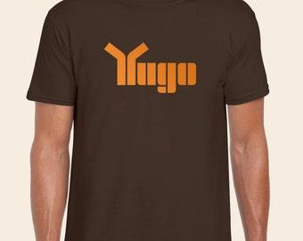 Yugo | Yugoslavia | Cars | Classic | Vintage | Retro | 80's | T-Shirt