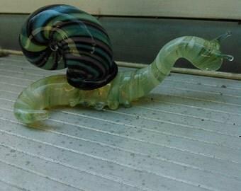Sculpted Snail