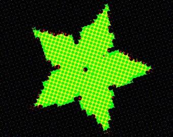 ninjaofneon- 11x17 Wall Art, Neon, Minimalist