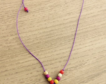Necklace Moon and Star (liquidation)