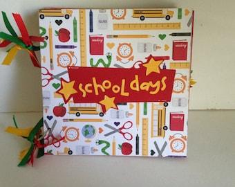 Elementary School 8 x 8 Chipboard Allblum